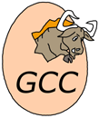 logo for gcc